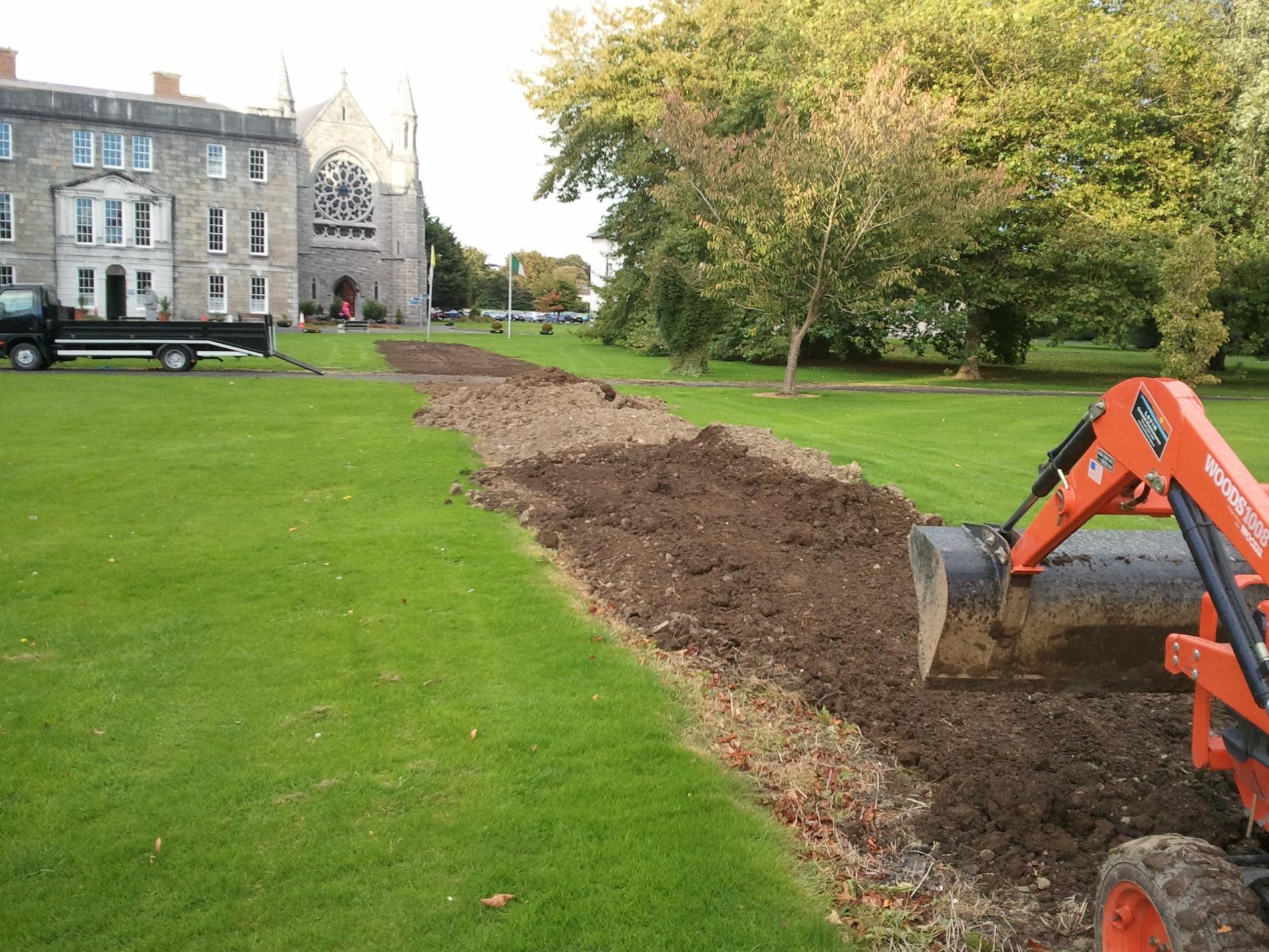 Garden Restoration & Clean up Dublin