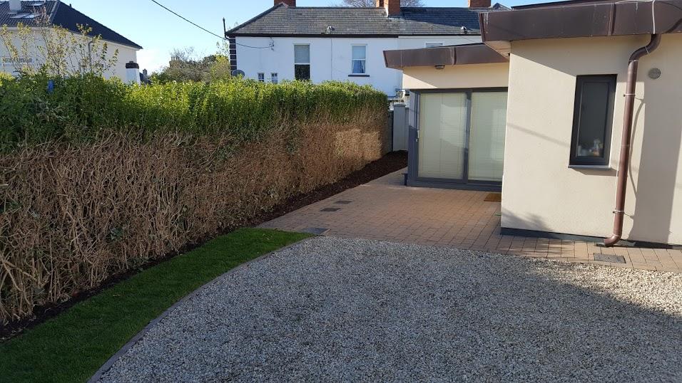 Garden Restoration in Howth / Sutton Dublin