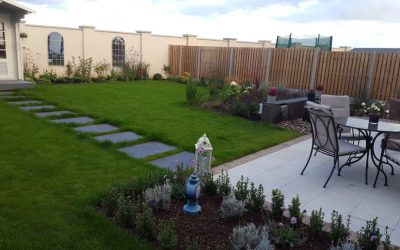 Garden Landscape Services North County Dublin