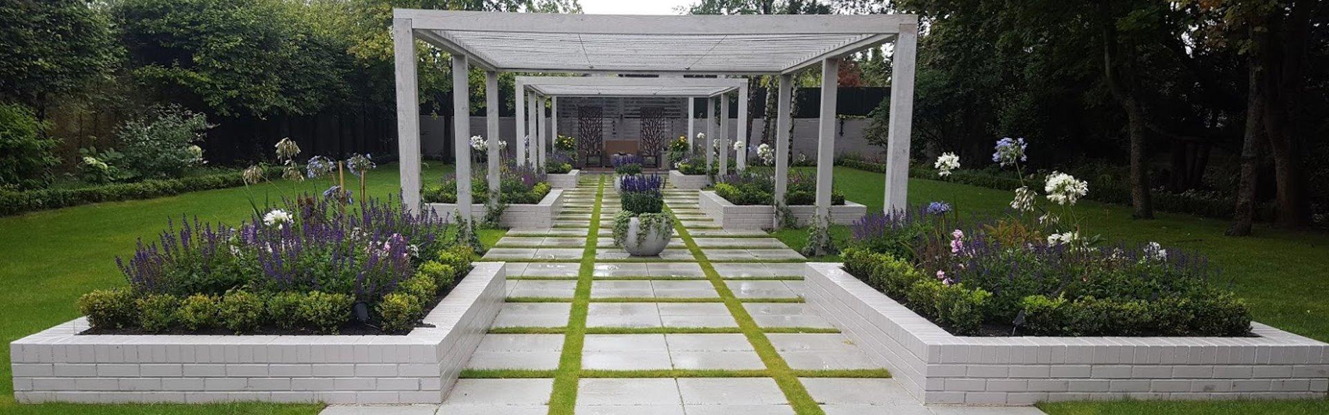 Garden Design Services Dublin L Garden Designers North Dublin