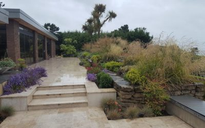 Garden landscaping paving &  patio design Dublin